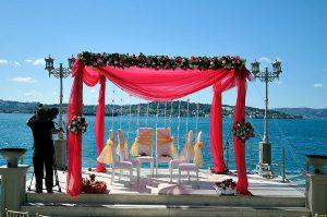 Mandap - Hint düğünü